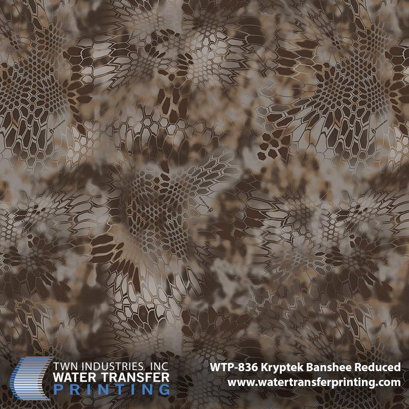 Kryptek Banshee Hydrographics Hydro Dipping Film Twn