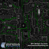TWN Releases Tech-Tron Patterns