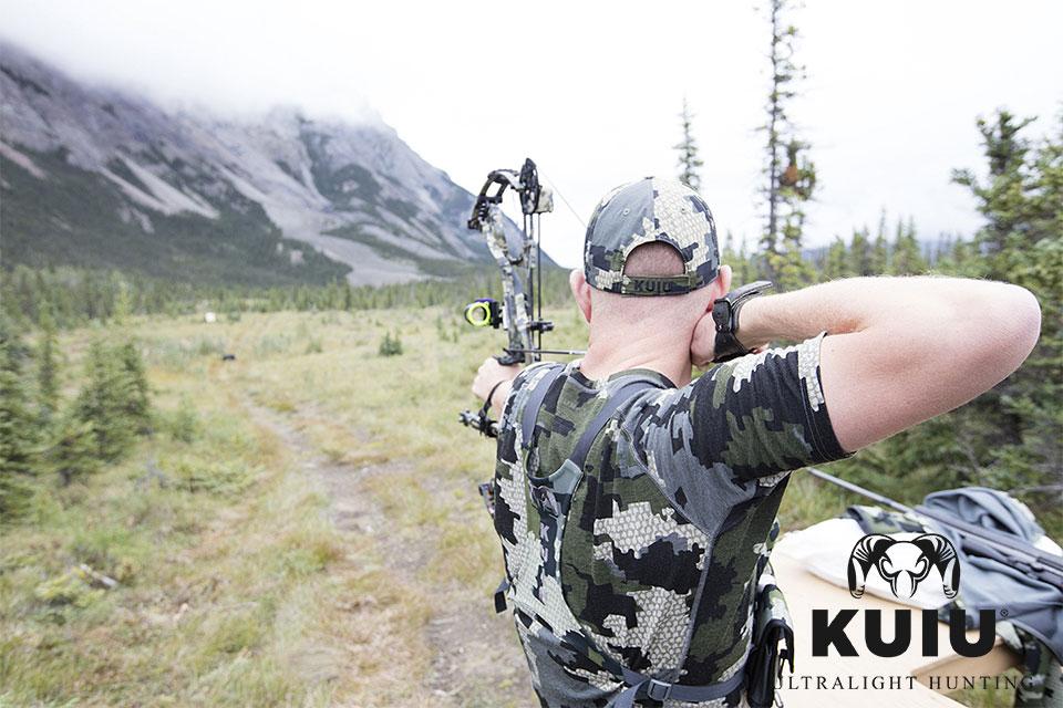 Kuiu Camouflage Bow