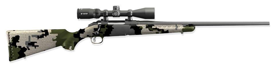 Rifle Dipped in Kuiu Verde 2.0