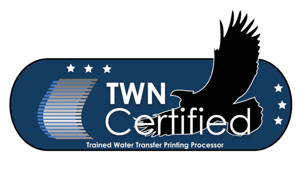 Water Transfer Printing Training