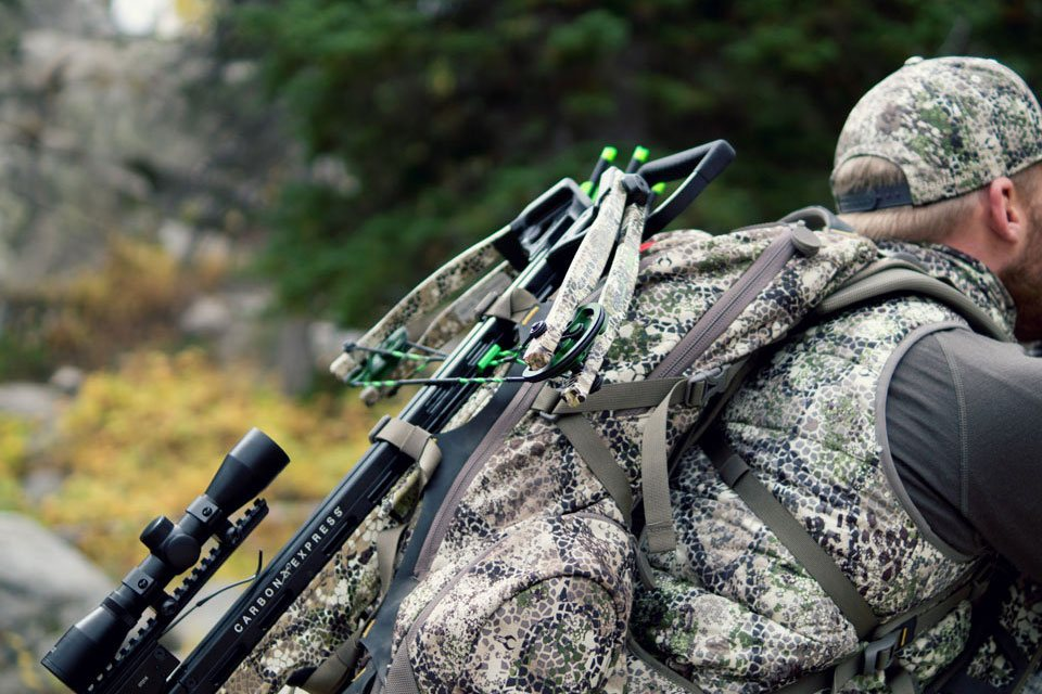 Badlands Approach Camo Crossbow Hydrographics
