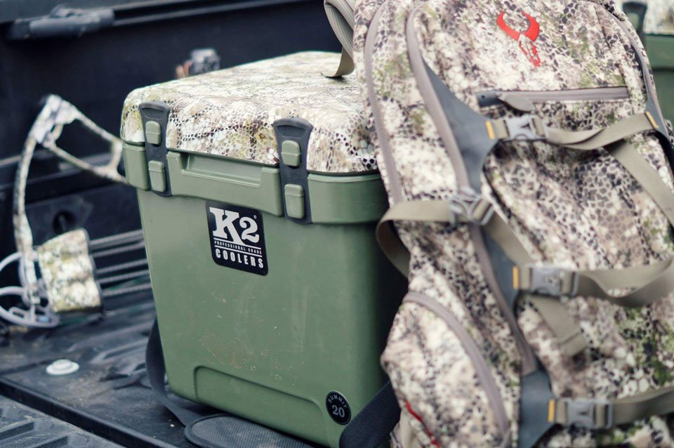 Badlands Approach K2 Coolers Hydrographics