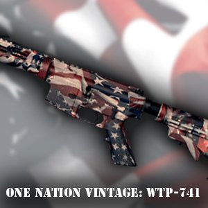 Stag Arms One Nation Vintage