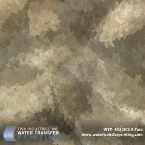 WTP-452 A-TACS AU Hydrographic Film