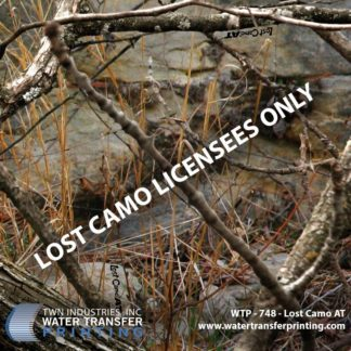 WTP-748 Lost Camo AT Hydrographic Film