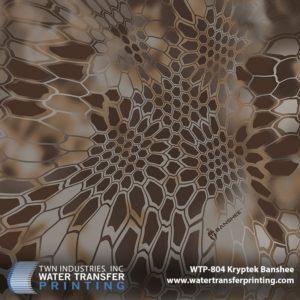 WTP-804 Kryptek Banshee Hydrographic Film