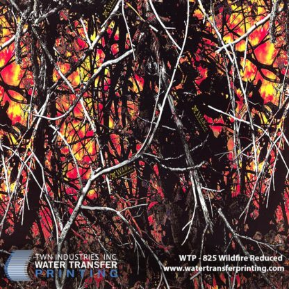 WTP-825 Moonshine Wildfire Reduced Hydrographic Film