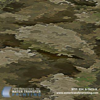 WTP-854 A-TACS iX Hydrographic Film