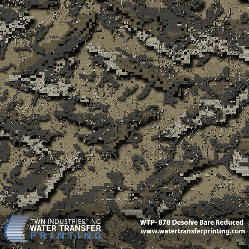 f6f44833b6379 Desolve Bare Reduced Hydrographic Film - WTP-878 | Only at TWN ...