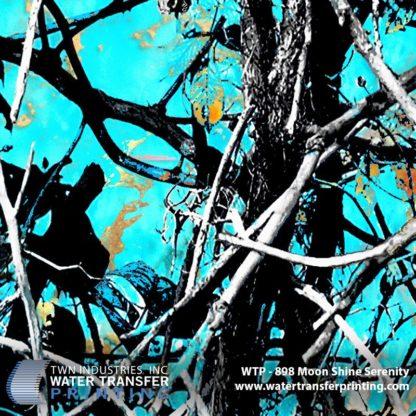 WTP-889 Muddy Girl Serenity Hydrographic Film