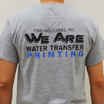 TWN Industries Water Transfer Printing T-Shirt