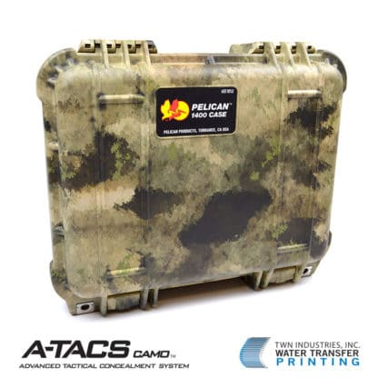 Pelican Professional Case Hydro Dipped in A-TACS AU