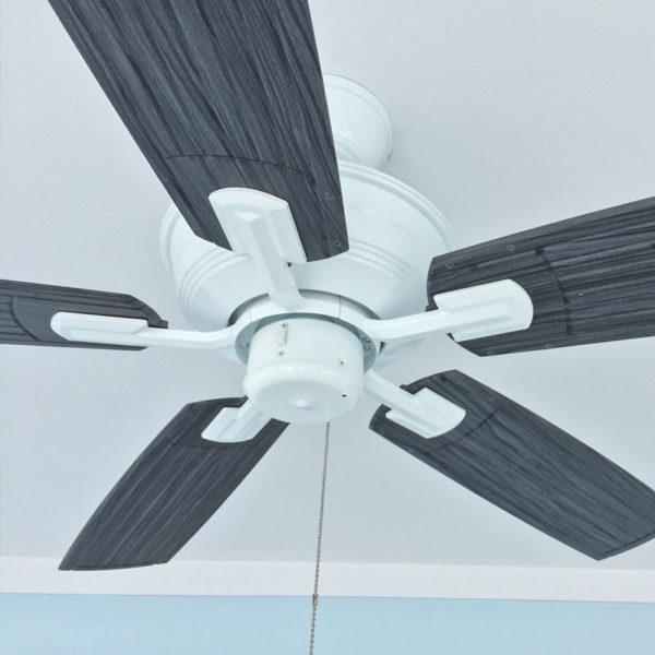 WTP-538 Monaco Walnut Ceiling Fan