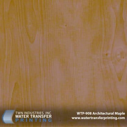 WTP-908 Architectural Maple Hydro Dip Film