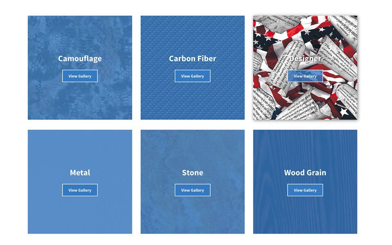 Water Transfer Printing Film Categories