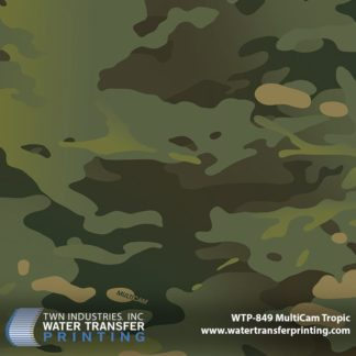 WTP-849 MultiCam Tropic Hydrographic Film
