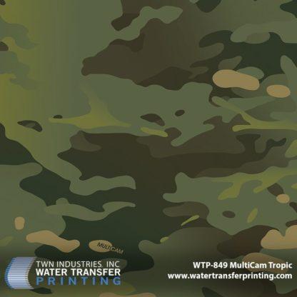 WTP-849 MultiCam Tropic Hydrographic Film