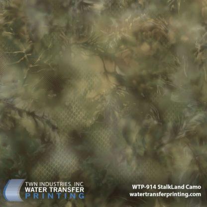 StalkLand Camouflage Hydrographic Film