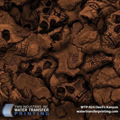 WTP-924 Devil's Kanyon-Brown