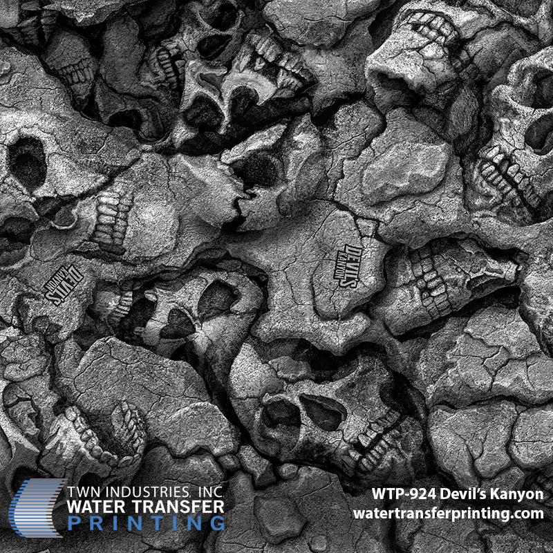 Devil's Kanyon Hydro Dipping Skulls