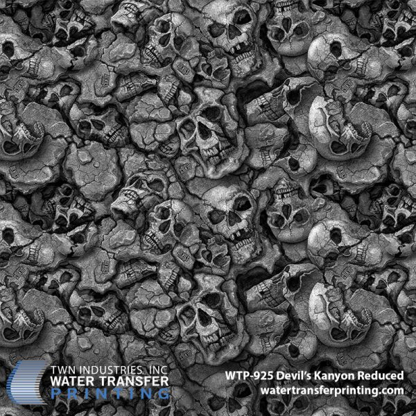 Devil's Kanyon Hydro Dipping Skulls Reduced