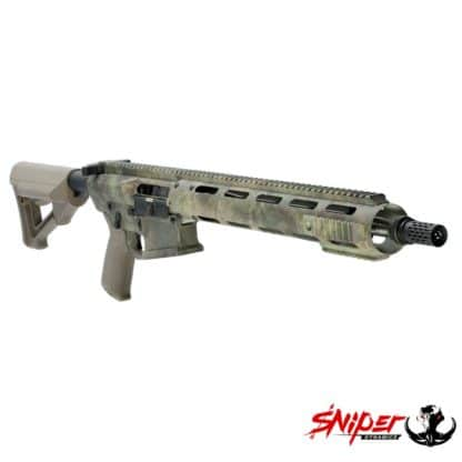 StalkLand Camouflage Rifle Full View