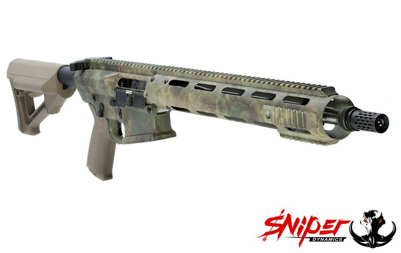 StalkLand Camouflage Rifle - The Gun Co.
