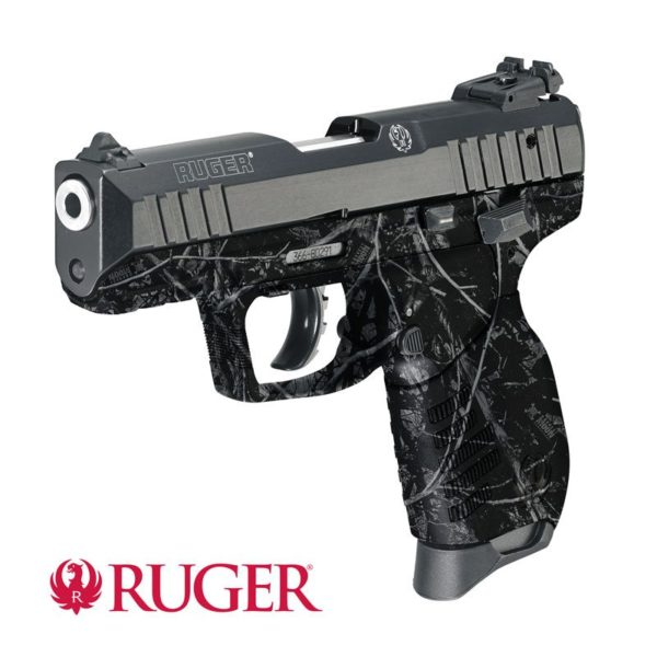 Ruger® SR22® pistol dipped in WTP-920 Harvest Moon® Reduced