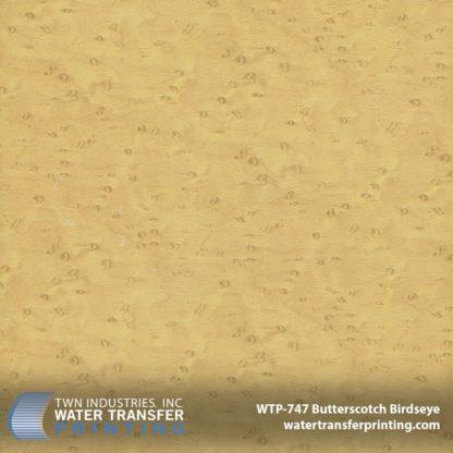 Butterscotch Birdseye Hydro Dipping Film