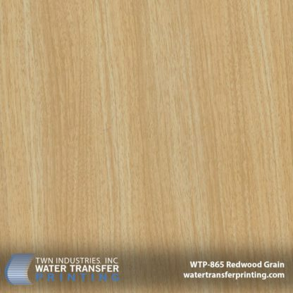 Redwood Grain Hydro Dipping Film