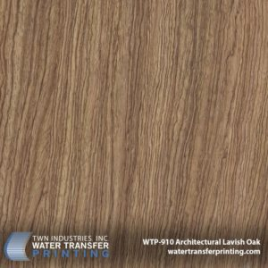 Lavish Oak Hydro Dipping Film