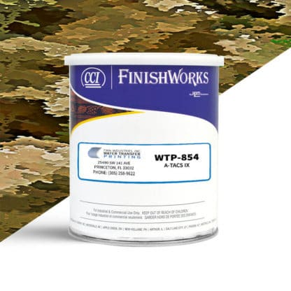 Hydro Dip Paint: WTP-854 A-TACS IX | CCI