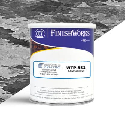 Hydro Dip Paint: WTP-931 A-TACS Ghost | CCI