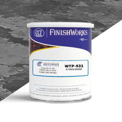 Hydrographic Paint: WTP-931 A-TACS Ghost | CCI Paint