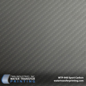 Sport Carbon Fiber Hydro Dipping Film