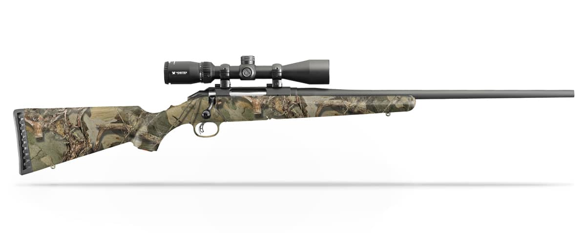 Rifle Dipped in Monster Camo Water Transfer Printing Film