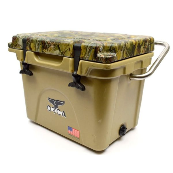 Monster Camo Dipped Orca Cooler