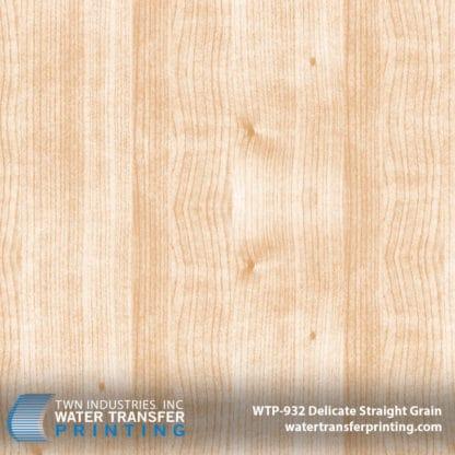 WTP-932 Delicate Straight Grain hydro dipping film