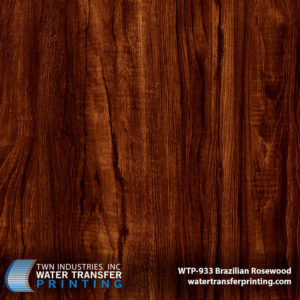 WTP-933 Brazilian Rosewood hydro dipping film