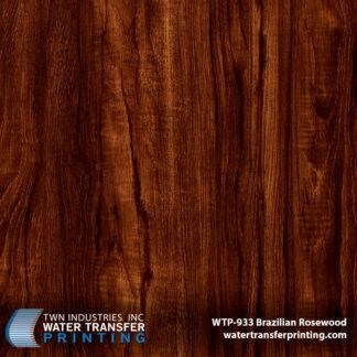 Wood Grain Hydrographic Film