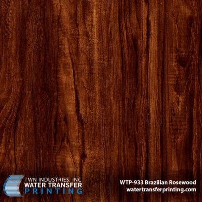 Brazilian Rosewood Hydro Dipping Film