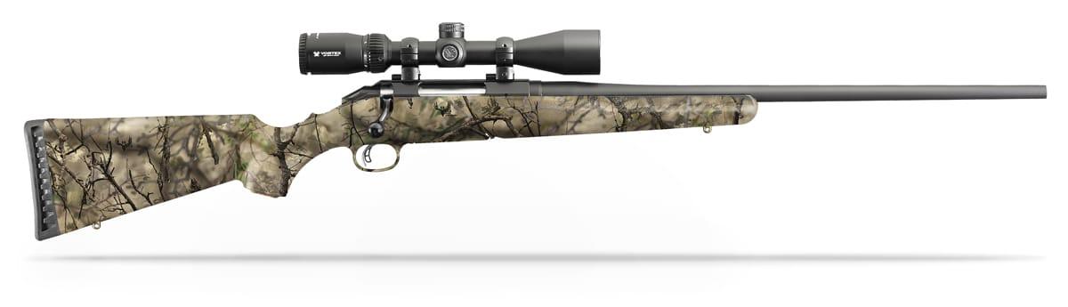 GO Wild Camo I-M Brush Ruger Rifle