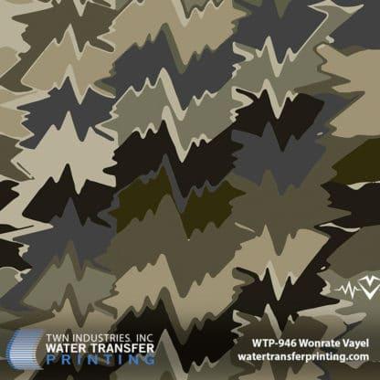 WTP-946 Wonrate Gear Hydrographic Film