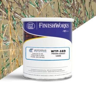 Hydrographic Paint: WTP-169 Prairie Ghost Camo | CCI Paint