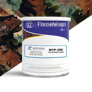 Hydrographic Paint: WTP-206 Tru Woods Camo | CCI Paint
