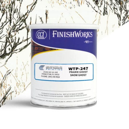 Hydrographic Paint: WTP-247 Prairie Ghost Snow Ghost | CCI Paint