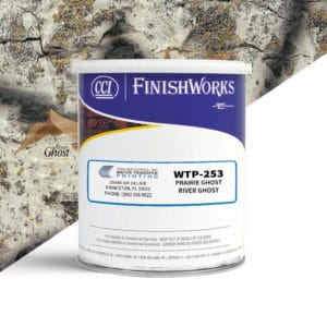 Hydrographic Paint: WTP-253 Prairie Ghost River Ghost | CCI Paint