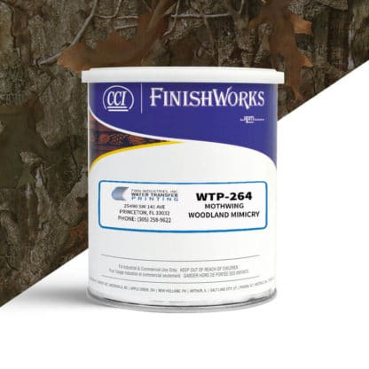 Hydrographic Paint: WTP-264 Mothwing Woodland Mimicry | CCI Paint