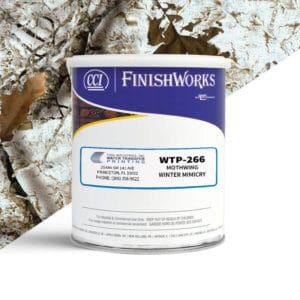 Hydrographic Paint: WTP-266 Mothwing Winter Mimicry | CCI Paint